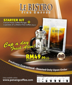 LeBistro Coffee Bean